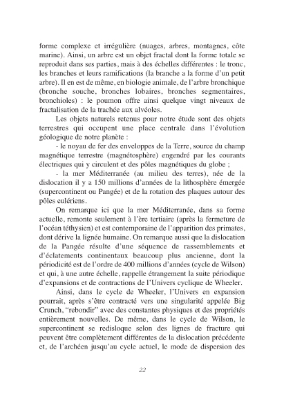 p22 Du principe anthropique à l'homme p21 Agence bb communication