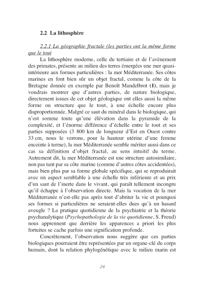 p24 Du principe anthropique à l'homme p21 Agence bb communication
